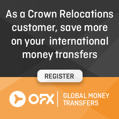 As a Crown Relocations customer, save more on your money transfers