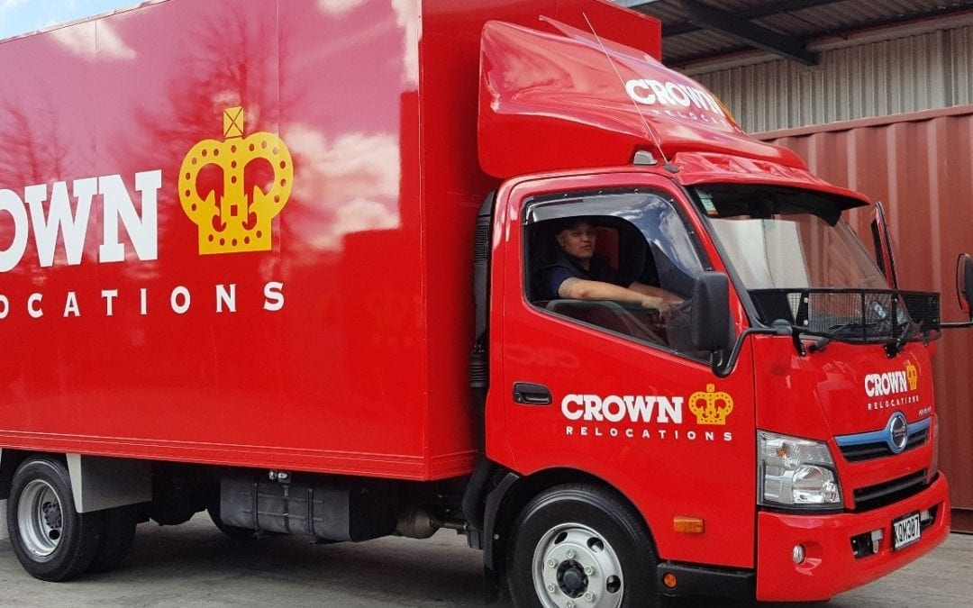 Crown's new Eco Truck – designed for the earth!