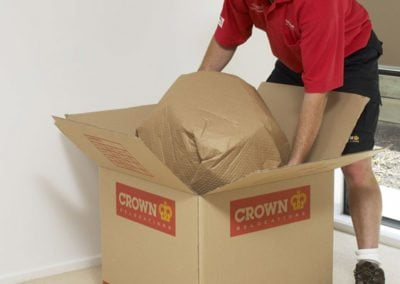 High Packaging Standards by Crown's Expert Staff