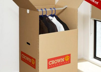 High Quality Moving Boxes by Crown Relocations