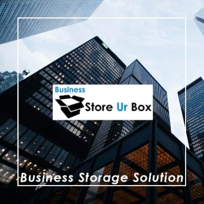 Store Ur Box - Small items business storage
