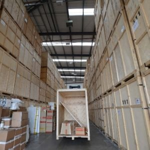 Storage within New Zealand | Crown Relocations