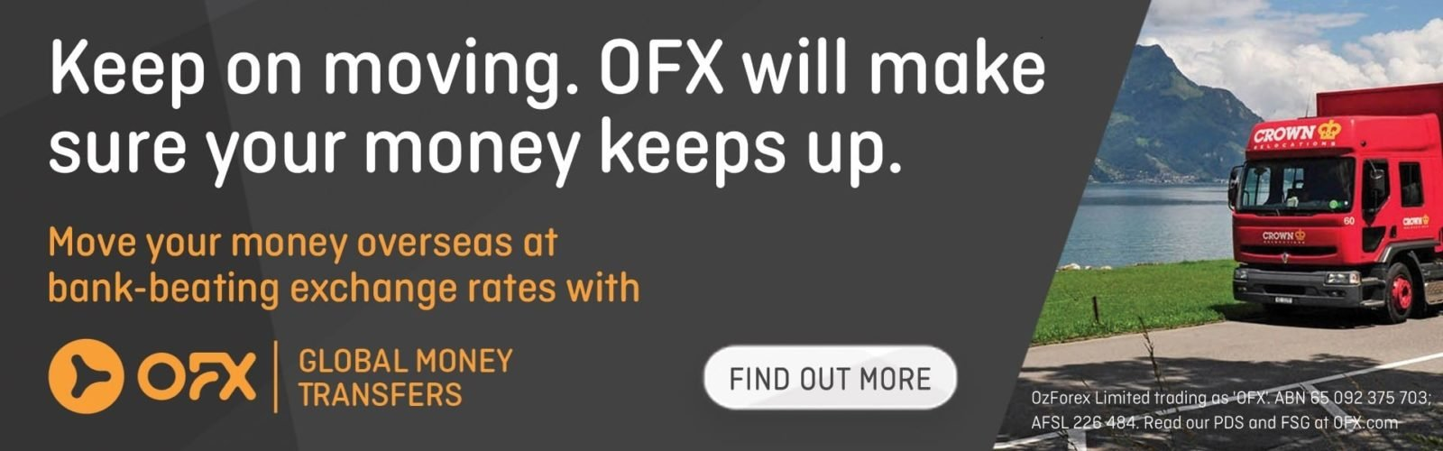 Moving with Pets - Move your money with OFX